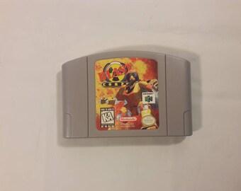 Original Nintendo 64 Blast Corps