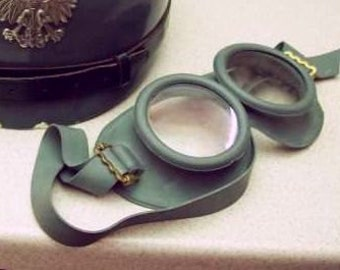 Military goggles, helmet goggles, motorcycle goggles, steampunk googles, fallout cosplay