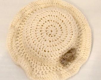 Girl (baby) sun hat
