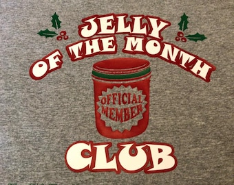 Christmas Vacation Jelly of Month Club Shirt