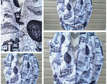 Scarves, Infinity Scarf, Fashion Scarves, Mens Scarf, Cowl Scarf, Loop Scarf, Circle Scarf, Fashion Scarf, Ladies Scarf/Clothing