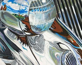 1931 Ford Reflections