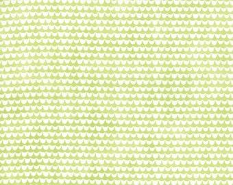 Fresh Cut Celery by Basic Grey for Moda - 1/2 Yard