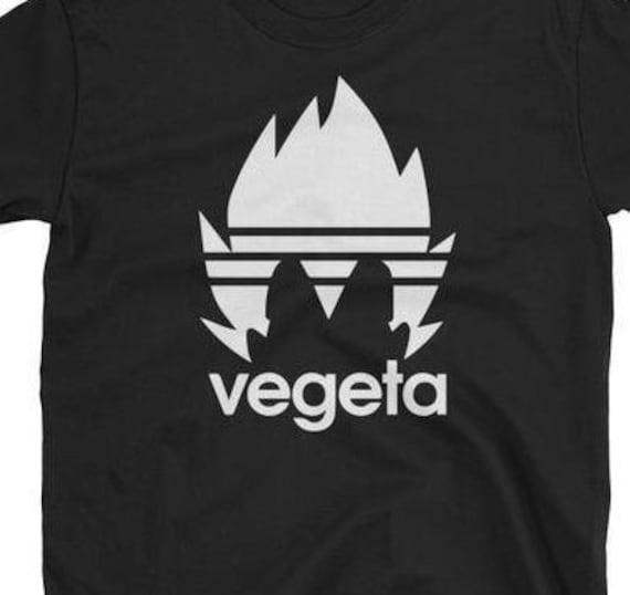 t-shirt dragon ball z adidas