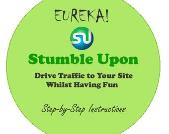 Etsy Marketing Tutorial - Stumble-Upon Guide - How to Drive Large Amounts Traffic to Your Site from a Targeted Audience