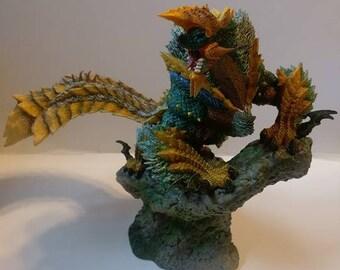 Monster hunter creators models Zinogre
