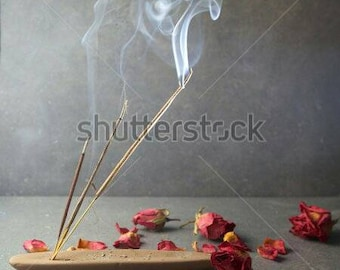 Incense Sticks Inspired  by Passion pack Of 40 Sticks Fragrances (11 inch sticks)