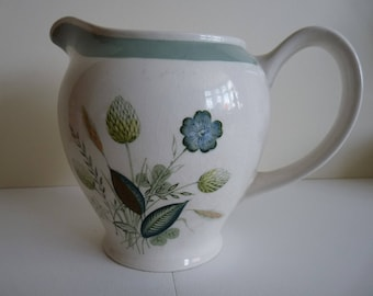 Vintage Wood and Sons 'Clovelly' Jug