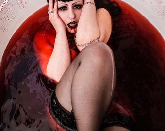 Blood Bath 11x17 poster