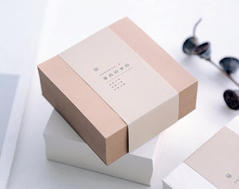 Kraft blank Note pad,Kraft blank Memo pad,400 sheets,Stationary