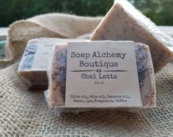 Chai Latte Soap