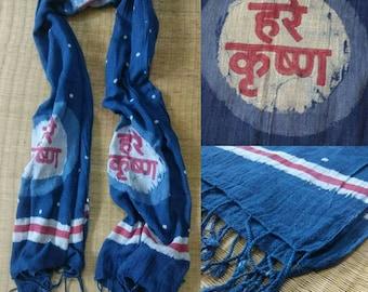 Blue Harinam Chaddar