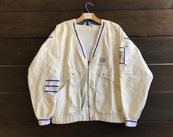 Vintage 80a Le Coq Sportif Jacket