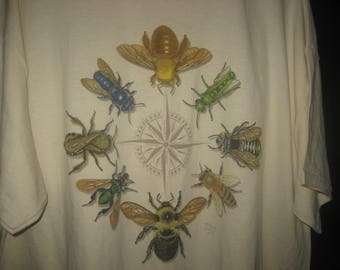 BEES  100% Cotton T-Shirt Size 2XL