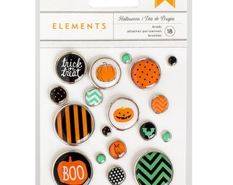 American Crafts Halloween Elements
