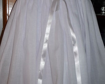 Christening/Baptism hand smocked gown