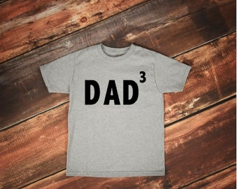 Dad Cubed tshirt
