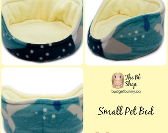 Pet Bed (S) For Guinea Pig, Hedgehog, Rat, Small Animal