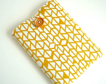 Geometric Kindle Cover, Womens Kindle Case, Kindle Paperwhite Sleeve, Amazon Fire Case, Fire 6 inch HD Case
