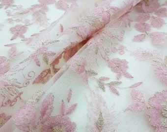 Embroidered tulle skirt, tulle bridesmaid skirt, Wedding dresses, sale skirt, white tulle skirt