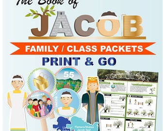 Book of Mormon Lessons: Jacob 1-7
