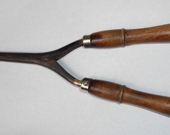 Grandma's Antique Hair Curling Iron