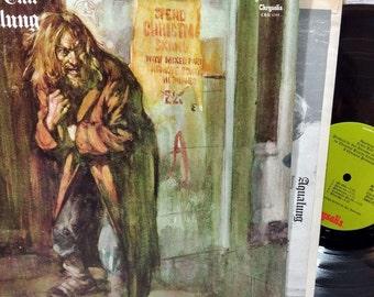 Jethro Tull – Aqualung – Progressive Rock Vinyl LP Record - Excellent Condition & Free Shipping!