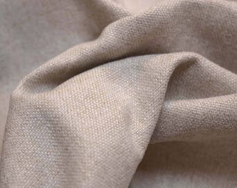 REMNANT Tan Neutral Upholstery Fabric Wyndmere 11001 Fabric 56 inches x 48 inches