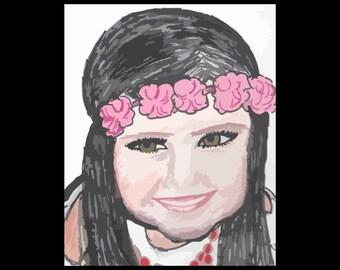 Custom Portrait Illustration