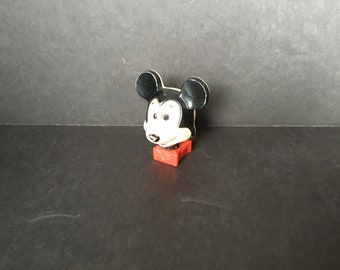 Vintage Mickey Mouse Nite Light - Works