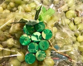 Green Grapes: fruits and veggies