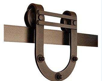 Barn Door Mounting Hardware - The Belmont