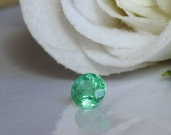 Stone for Necklace, Loose Emerald, Genuine Emerald, Emerald Ring, Ethiopian Emerald, Natural Emerald, May Birthstone Your Green stone Ring