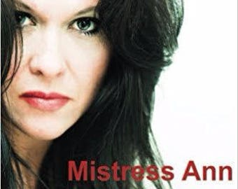Mistress Ann Autographed Relationship Residues And Other Poems