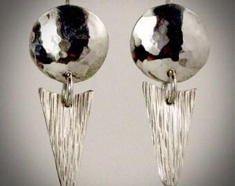 Millennium - Sterling Silver earrings