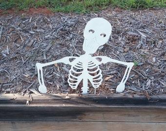 Halloween Skeleton,Halloween yard art,Halloween decor,Skeleton