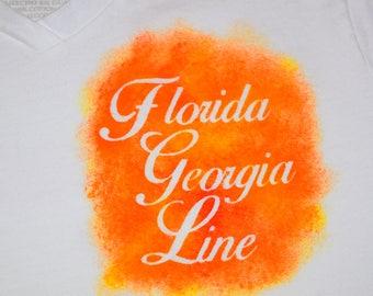 Florida Georgia Line - youth t-shirt
