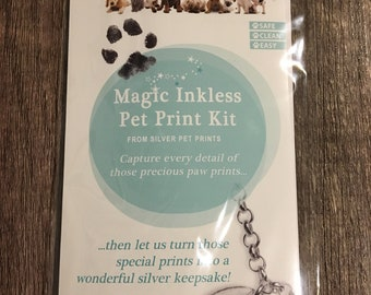 Inkless pet print kit