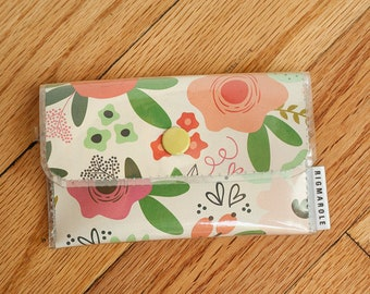 Botanical  - Card Wallet