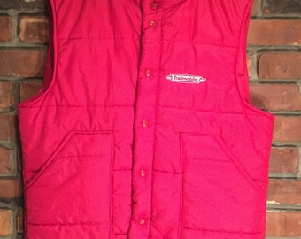 70s Trailmobile Vest - Free Shipping