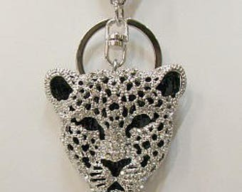 Cat Key Chain or Purse Decoation