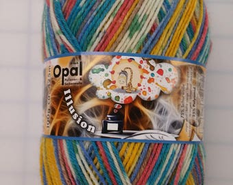 Opal Yarn - Illusion - color #9313