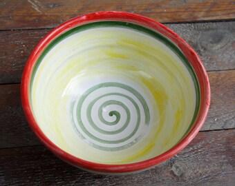 breakfast bowl soup bowl