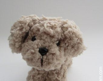 Amigurumi  Doggie