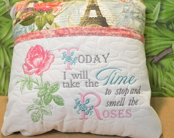 Pocket Pillow Covers