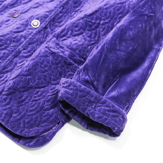 coat VERSACE VERSACE VERSACE VERSACE Violet Violet coat Violet coat TBwPqq