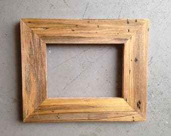 5x7 Maple Wood Picture Frame