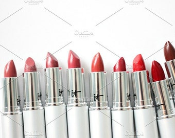 Styled Stock Photo | Lipstick Colors | Blog stock photo, stock image, stock photography, blog photography
