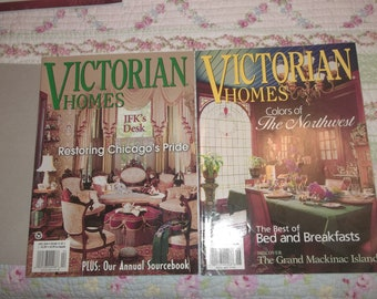 Victorian Homes Magazines 2 (0323) JUST REDUCED