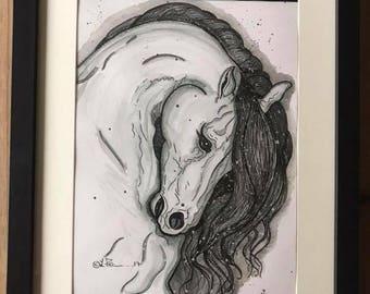 White Stallion #1